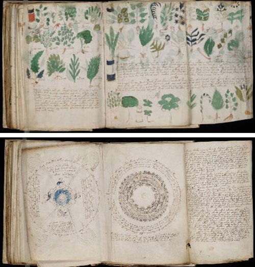 """""""Bản thảo Voynich"""" là tên của một trong những cuốn sách bí ẩn nhất hành tinh"""