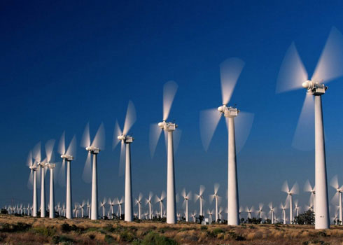 Lâm Đồng phát triển điện gió