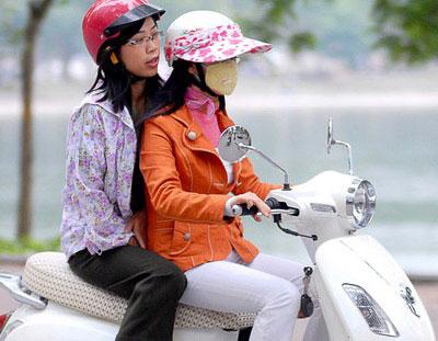 Miền Trung nắng nóng, Hà Nội mưa rải rác