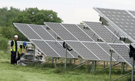 Sản xuất xe bằng năng lượng mặt trời