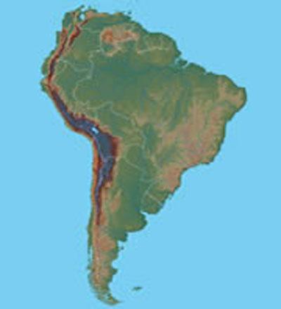 Các nhà khoa học cảnh báo siêu động đất ở Andes