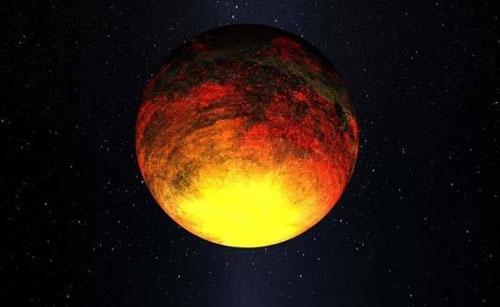Hành tinh nhỏ nhất là Kepler 10b