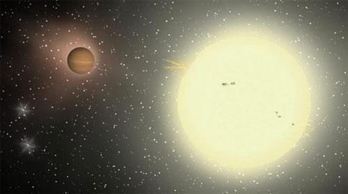 Hành tinh lớn nhất TrES-4