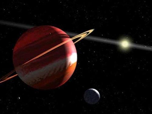 Hành tinh Epsilon Eridani b được cho là hàng xóm gần gũi nhất với trái đất chúng ta