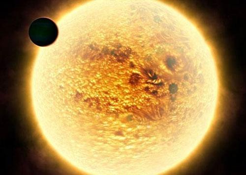 Hành tinh nóng nhất WASP- 12B