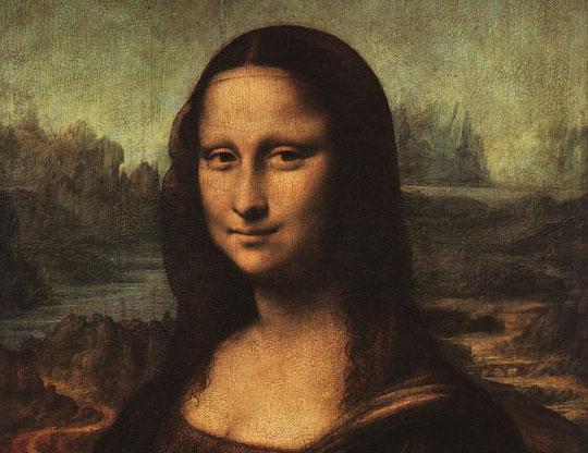 Bí mật thân phận thật của nàng Mona Lisa