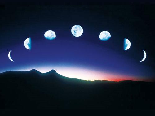 Nếu trái đất không có mặt trăng...