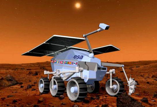 Mỹ, châu Âu hợp tác thăm dò sao Hỏa