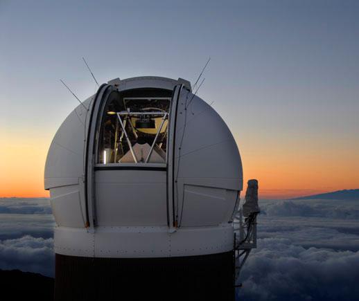 Trạm kính thiên văn Pan- STARRS 1