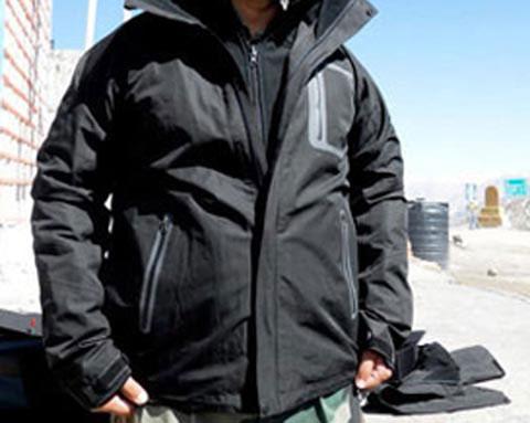Áo khoác thích hợp với mọi kiểu thời tiết