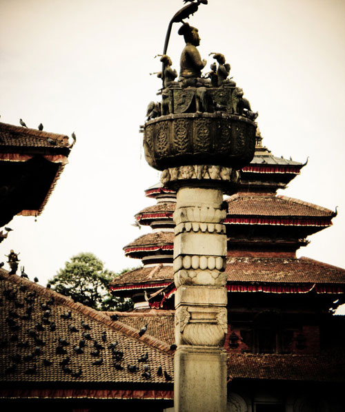 Tìm thấy kho báu trong hoàng cung Nepal