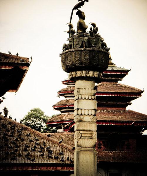 Hoàng cung Hanuman Dhoka