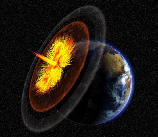 Thiên thạch đâm Trái đất, TQ thiệt hại nặng nhất?