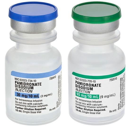 Thuốc Pamidronate chữa các bệnh cúm nguy hiểm