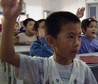 Trẻ em Trung Quốc học nhiều, thiếu ngủ