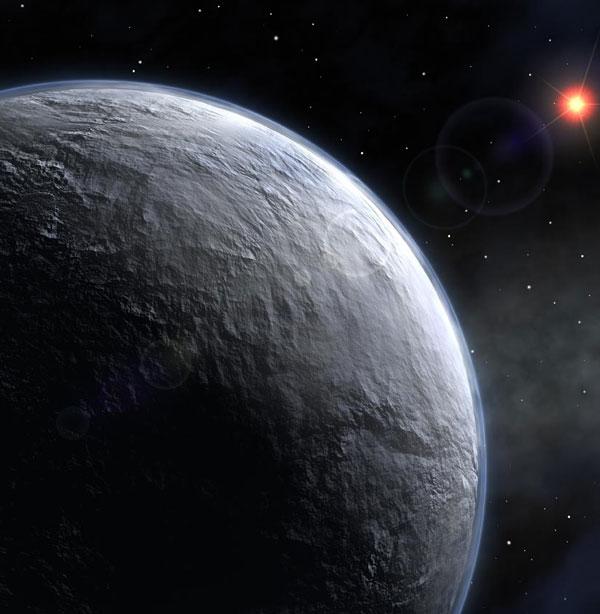 Không phát hiện được dấu hiệu sự sống tại Gliese 581