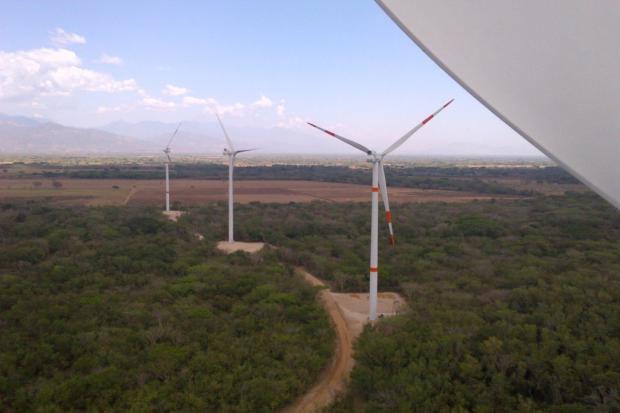 Năng lượng gió - làn gió mát thổi vào đất nước Mexico