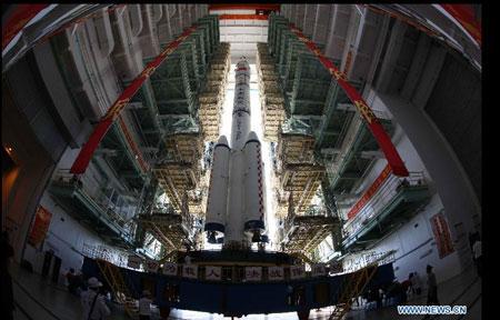 Đây là một phần trong chương trình không gian đầy tham vọng của Trung Quốc, nhằm xây dựng một trạm vũ trụ của riêng nước này vào năm 2020.