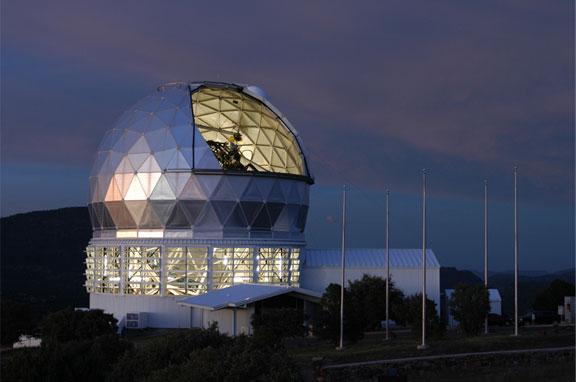 """Bật """"đèn xanh"""" cho dự án kính thiên văn lớn nhất thế giới"""
