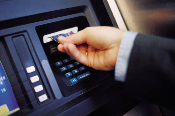 ATM không cần thẻ