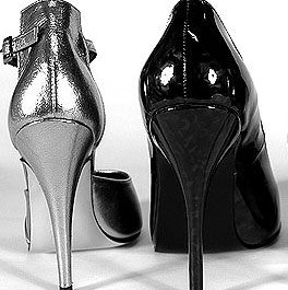 Nhìn giày dép đoán tính cách