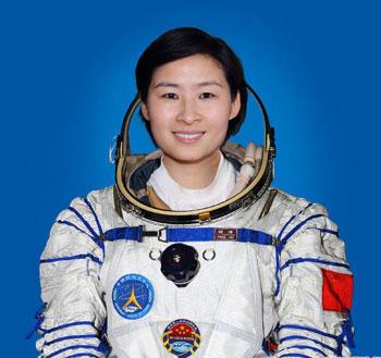 Trung Quốc tiết lộ về nữ phi hành gia đầu tiên