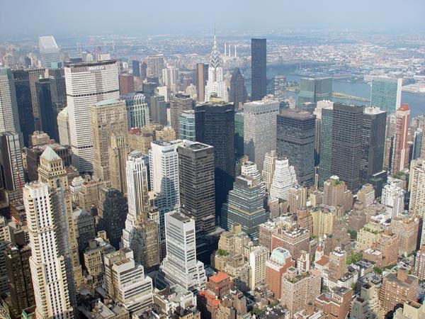 Muốn sống lâu, hãy đến New York!