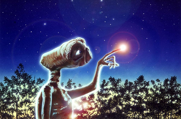 Người ngoài hành tinh trong trí tưởng tượng của chúng ta.