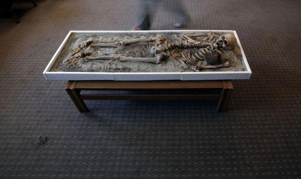 Những bộ xương Vampire được phát hiện tại Bulgary