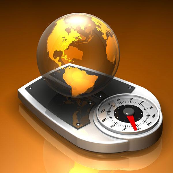 """Quốc gia nào """"nặng"""" nhất thế giới?"""