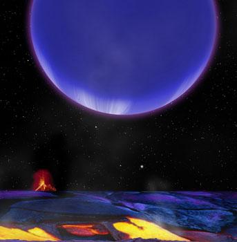 Điệu tango của hai hành tinh lạ