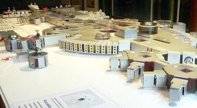 Mô hình của thành phố Thần tiên có trị giá 6 tỷ USD sẽ được xây dựng theo công nghệ của Trạm vũ trụ quốc tế (ISS)