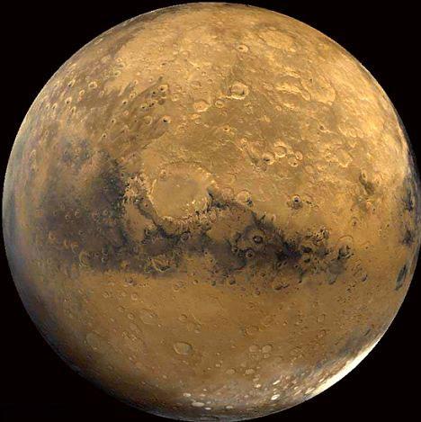 Sao Hỏa chứa nhiều nước ngầm hơn Trái đất?