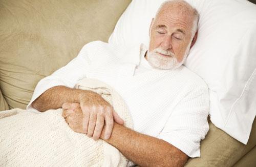 Ngủ giúp giảm triệu chứng bệnh Parkinson