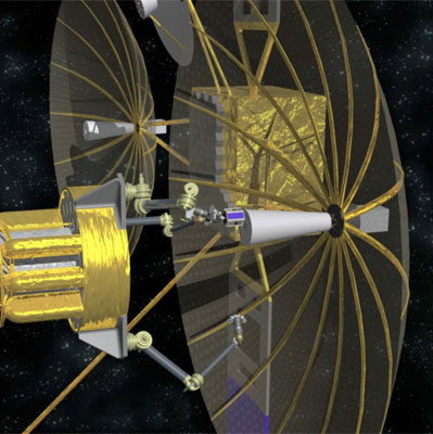Video khai thác vệ tinh viễn thông chết ngay trong quỹ đạo