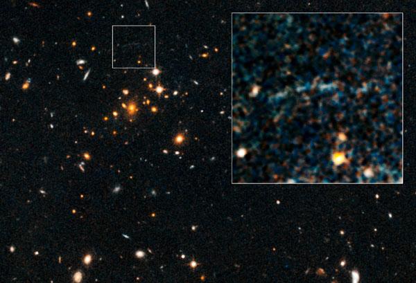 Nhóm thiên hà mới được phát hiện