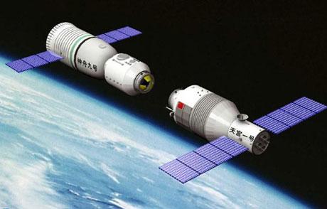 Tàu vũ trụ Trung Quốc sẽ trở về trái đất ngày 29/6