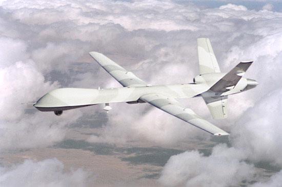 Mỹ: máy bay không người lái bị giành quyền điều khiển