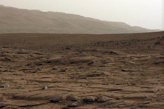 Bức xạ chết người trong sứ mệnh sao Hỏa
