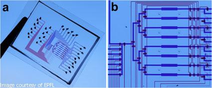 Chip điện tử có thể phát hiện sớm ung thư