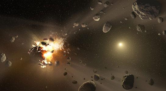 Lập gia phả tiểu hành tinh cận Trái đất