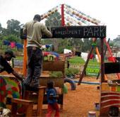 """""""Công viên rác thải"""" - nghệ thuật vì cộng đồng"""