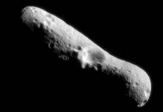 Khai thác quặng trên tiểu hành tinh