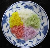 Đài Loan phát triển thành công gạo loại nhiều màu