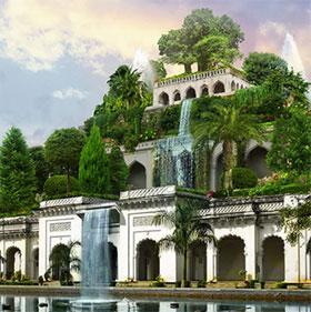 Tìm thấy bằng chứng về sự tồn tại của vườn treo Babylon