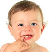 Bú sữa mẹ ghi dấu ấn lên răng trẻ