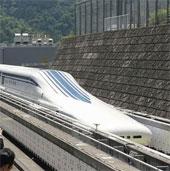 Nhật chạy thí điểm tuyến tàu siêu tốc của tương lai