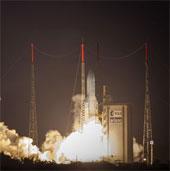 Tàu Albert Einstein rời bệ phóng mang hàng tiếp tế cho ISS