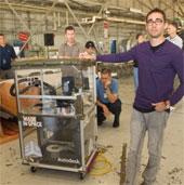 NASA đưa máy in 3D lên vũ trụ làm việc