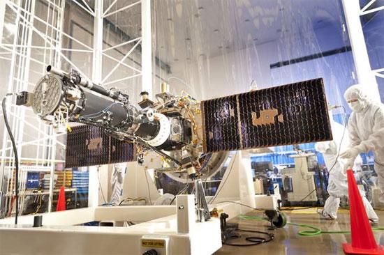 NASA chuẩn bị phóng vệ tinh quan sát mặt trời